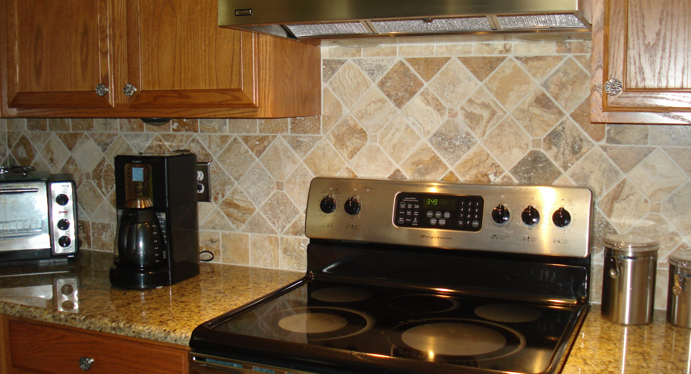 Tile Backsplash Installations